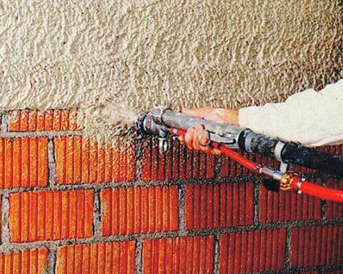Машинная штукатурка стен автоматизированная в минске цена